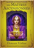 Cartes divinatoires des Maîtres Ascensionnés - 44 cartes et un guide d'accompagnement
