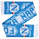 SSC Napoli Football Crest Scarf by Napoli