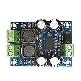 perfk TPA3118 PBTL Digital 60W Audioverstärker Mono Brett Verstärker Klasse D Board AC12-28V
