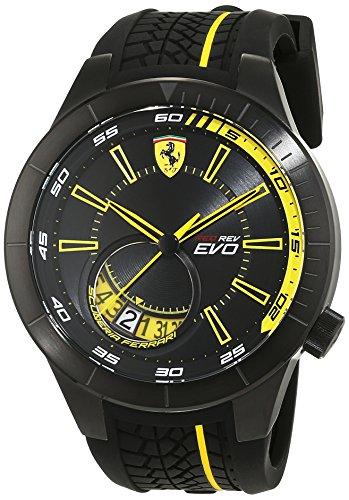 Scuderia Ferrari Orologio Analogico al Quarzo 830340