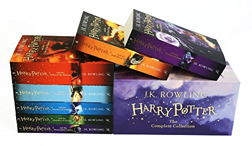 Harry Potter 7 Volume Children'S Paperback Boxed Set: The Complete Collection (Set of  7 Volumes) 6