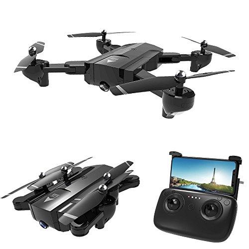 JERFER Sg900 Pieghevole Quadcopter 2.4 GHz 1080P HD Fotocamera WiFi FPV GPS Punto Fisso Drone
