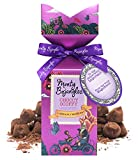 Monty Bojangles Choccy Scoffy Cocoa Dusted Truffles Tip Top Gift 150g