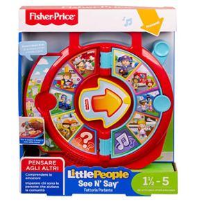 Fisher-Price FXJ70 Preescolar Niño/niña juego educativo - Juegos educativos (Multicolor, Preescolar, Niño/niña, 1 año(s…