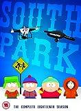 South Park - The Complete 18Th Season [Edizione: Regno Unito] [Import anglais]