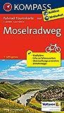 Fahrrad-Tourenkarte Moselradweg: Fahrrad-Tourenkarte. GPS-genau. 1:50000.: Fietsroutekaart 1:50 000 (KOMPASS-Fahrrad-Tourenkarten, Band 7007)