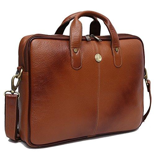 Hammonds Flycatcher Genuine Leather 13 inch Messenger Bag 1