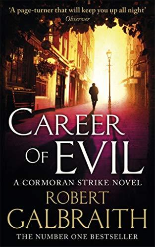 Career of Evil: Cormoran Strike Book 3: 42481