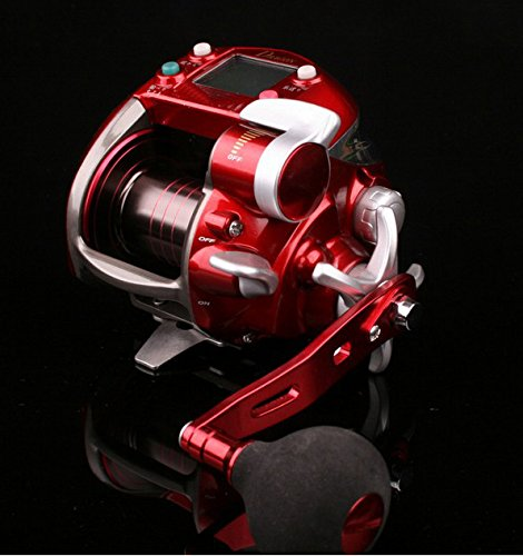 ARTPESCA Mulinello elettrico ecooda dragon lx7000 pesca traina drifting carico da 30 kg.