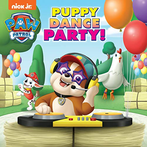 Puppy Dance Party! (PAW Patrol) (Pictureback(R))