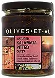 Olives Et Al Pitted Kalamata Black Olives 250 g (Pack of 3)