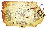Goonies The Treasure Map