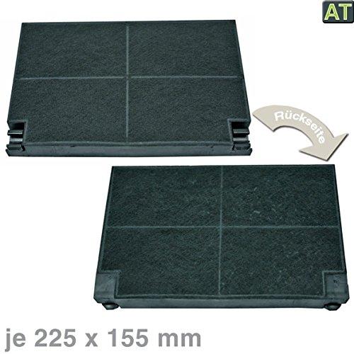 vioks Carbone filterter cappa aspirante Filtro a carbone attivo filtro cappa come AEG Zanussi...