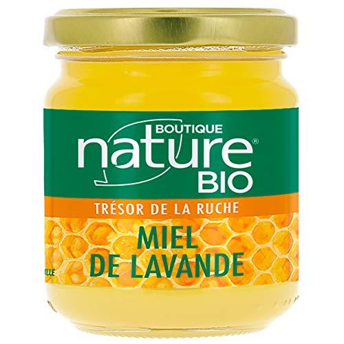 Boutique Nature Miel de Lavande Bio Origine Provence 265 g