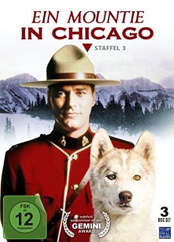 Ein Mountie in Chicago - Staffel 3 [3 DVDs]