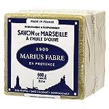 Marseiller Kernseife (ökologisch und ökonomisch), 72% Olivenöl, 600g