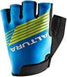 Altura Sportive Mitt Kids - Blue/Black, 10-12 Years / Bicycle Cycling Cycle Biking Biker Bike Riding Rider Ride MTB Mountain Road Street BMX Scooter Scoot Clothing Clothes Attire Apparel Wear Gear Kit Upper Body Hand Palm Short Finger Fingerless Mitten Glove Mini School Age Children Child Preteen Pre Teen Youth Young Youngster