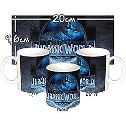 Jurassic World Jurassic Park B Taza Mug