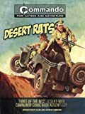 Desert Rats: Three of the Best Desert-War Commando Comic Book Adventures