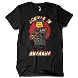 2418-Camiseta Lucille Lucille is Awesome Olipop)