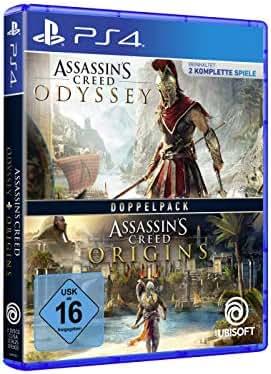 Assassin's Creed Odyssey + Assassin's Creed Origins - [PlayStation 4]