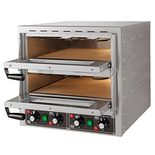 LUXEDA -Forno Elettrico Professionale Per Pizza - Potenza 3.4 Kw A 230V