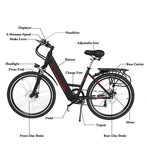 Vlo-lectrique-26-ZEARO-E-Bike-VTT-Homme-Batterie-Lithium-Ion-36V-9Ah-250-W-Bicyclette-adulte