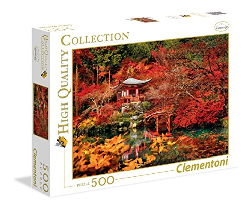 Clementoni - 35035 - High Quality Collection Puzzle - Orient Dream - 500 Pezzi