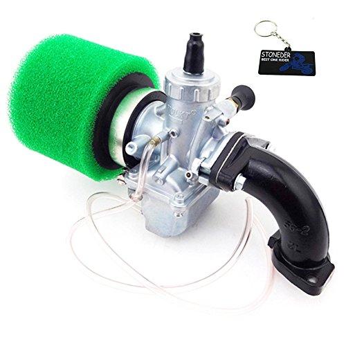 STONEDER 26mm Molkt carburatore filtro aria tubo di aspirazione set per Lifan YX 125cc 140CC...