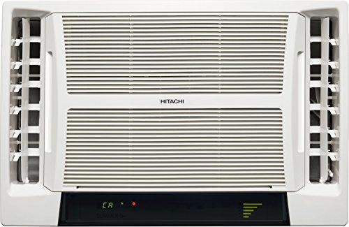 Hitachi 1.5 Ton 5 Star Window AC (Copper, RAV518HUD Summer QC, White)