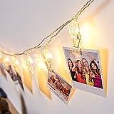 Eigenschaften:Einfache Installation und Nutzung, ideal für drinnen und draußenDekorieren Sie Ihren Garten, verschönern Ihr Wohnzimmer, Esszimmer, Schlafzimmer, Terrasse, Bäume, Shop, Balkon, Veranda, in der ganzen Welt.Ideal auch für Hochzeiten, Part...