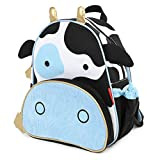 Skip Hop Zoo Pack - Mochila, diseño cow, multicolor