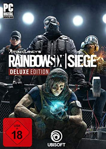Tom Clancy's Rainbow Six Siege - Deluxe Edition - Deluxe | [PC Code - Uplay]