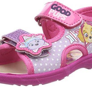 418badd6522c79 ... Leomil Fashion Girls Kids Classic Sandals And Mules, Sandali con  Cinturino alla Caviglia Bambina