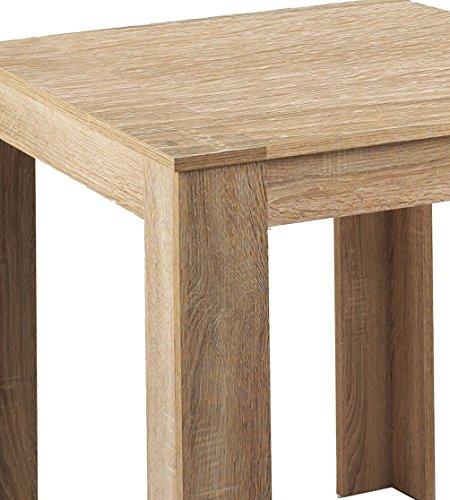 Cavadore-Tisch-Nick-Moderner-Esstisch-gefertigt-aus-Melamin-Sonoma-Eiche-Resistent-gegen-Schmutz