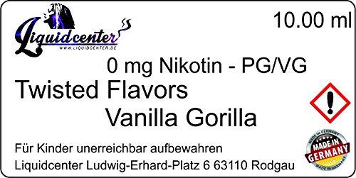 Twisted Flavor - Vanilla Gorilla Aroma 10 ml