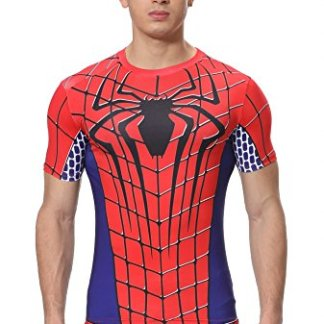 Estás viendo  Cody lundin® hombres de camiseta de manga corta camisa  Fitness Entrenamiento Correr Compresión Camiseta el Super Héroes de tees  25.00 € (as of ... f38dc90855f0e