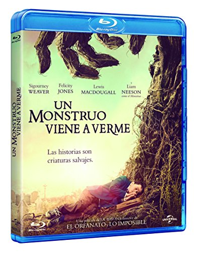 Un Monstruo Viene A Verme [Blu-ray]