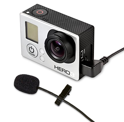 MXL MM-165GP Microphone for GoPro Cameras
