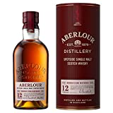Aberlour 12 Year Old Single Malt Scotch Whisky, 70 cl (Double Cask Matured)