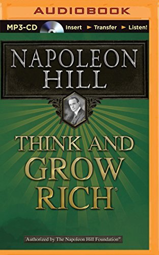 Think and Grow Rich by Napoleon Hill (2014-04-22)