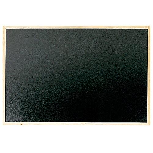 Makro Paper PM705 Lavagna con cornice in legno, 90 x 60 cm