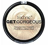 TECHNIC GET GORGEOUS HIGHLIGHTER Shimmer Compact Highlighting Shimmering Powder by Technic