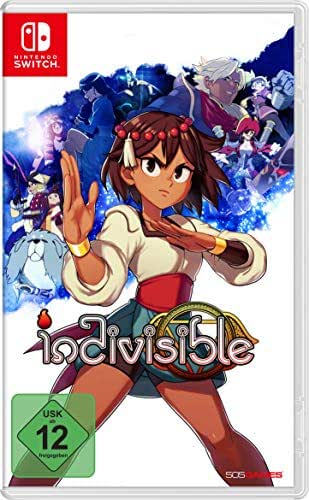 Indivisible - [Nintendo Switch]