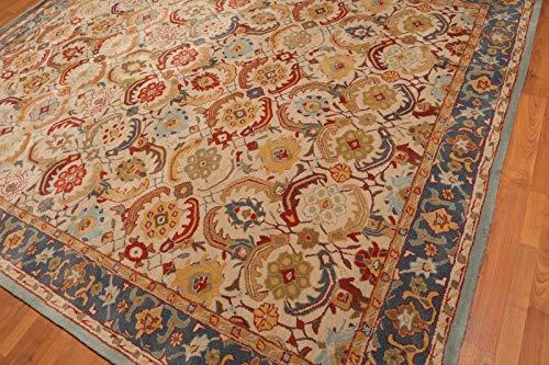 Persian Nain EVA beige lana tappeto fatto a mano tradizionale orientale tappeto persiano e tappeti,...