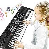 RenFox Clavier de Piano Enfants, Clavier Electronique 61 Touches Piano...