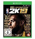 NBA 2K19 20th Anniversary Edition [Xbox One]