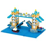 Nanoblock NBH-065 Tower Bridge