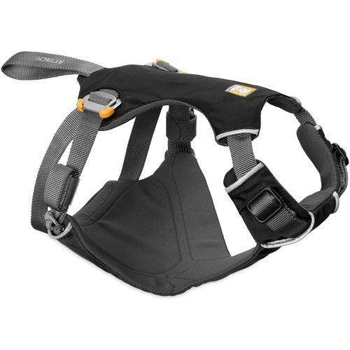Ruffwear - Load Up Harness, Color Obsidian, Talla XS