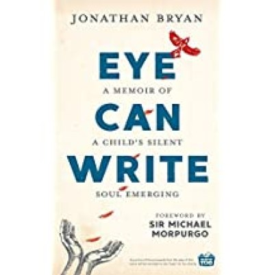 Margaret Kazmierczak reviews Eye Can Write by Jonathan Bryan